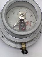 Манометр взрывозащищенный электроконтактный ВЭ-16Рб(100кгс/см2)